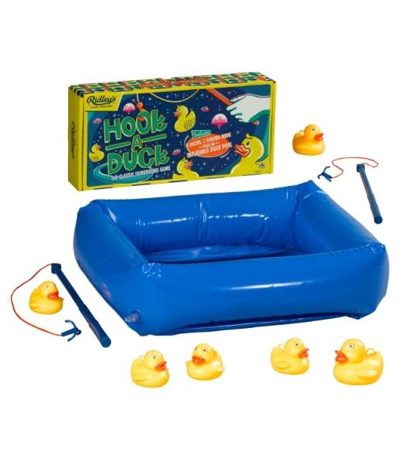 HOOK-A-DUCK PESCA PATOS - HOOK-A-DUCK