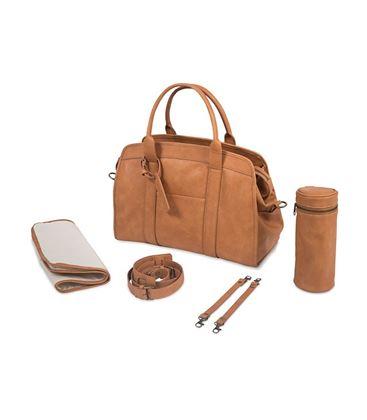 DIAPER BAG COGNAC - 027-817-00067_8717329329799_1