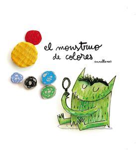 LIBRO EL MONSTRUO DE COLORES - LIBROMONSTRUO