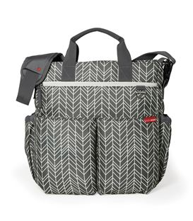BOLSO SKIP HOP DUO FEATHER - 3126_1