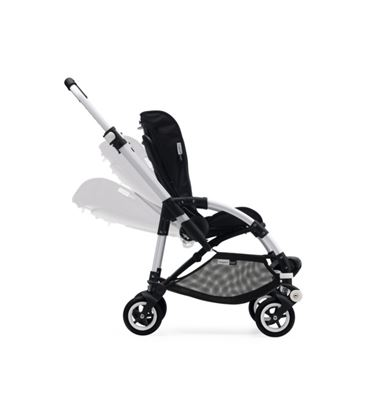 BASE BUGABOO BEE5 NEGRO - RECLINABLE-BEE5