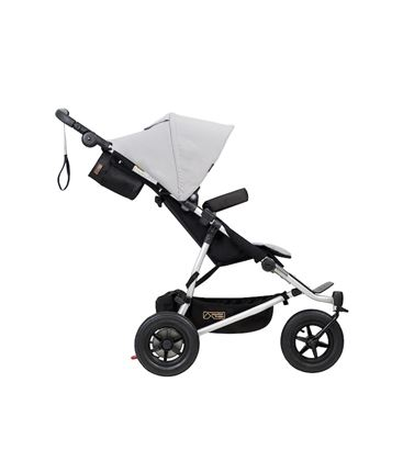 MOUNTAIN BUGGY DUET V3 SILVER - MOUNTAIN_BUGGY_DUET_SILVER_2