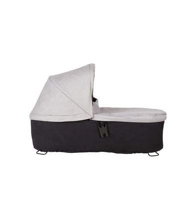 CAPAZO PLUS MOUNTAIN BUGGY DUET V3 SILVER - DUET_WEB_1200X1200_CARRYCOT_SILVER-1