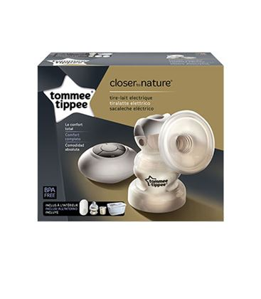 EXTRACTOR ELECTRICO DE LECHE TOMMEE TIPPEE - EXTRACTOR_LECHE_TOMMEE_TIPPEE