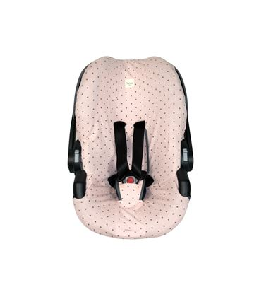 FUNDA IZI GO LITTLE FUN PEACH - FUNDA-PARA-BESAFE-IZI-GO-LITTLE.FUN.PEACH
