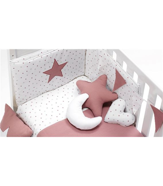 SET 3 COJINES INFANTILES ROSE - COJIN_INFANTIL_PACK3_ROSE_ALONDRA2