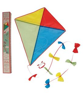 TRADITIONAL DIAMOND KITE - TRADITIONAL-DIAMOND-KITE-REX