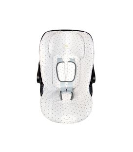 FUNDA CYBEX ATON Q CLOUD LITTLE FUN STAR