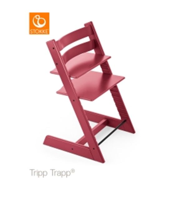 TRONA TRIPP TRAPP STOKKE HEATHER PINK - TRONA-TRIPP-TRAPP-HEATHER-PINK