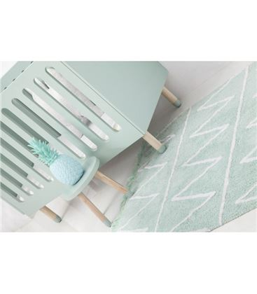 ALFOMBRA LAVABLE HIPPY GREEN - HIPPY-MINT (1)
