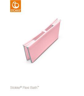 BAÑERA PLEGABLE FLEXI BATH ROSA STOKKE - FLEXIBATH-ROSA2