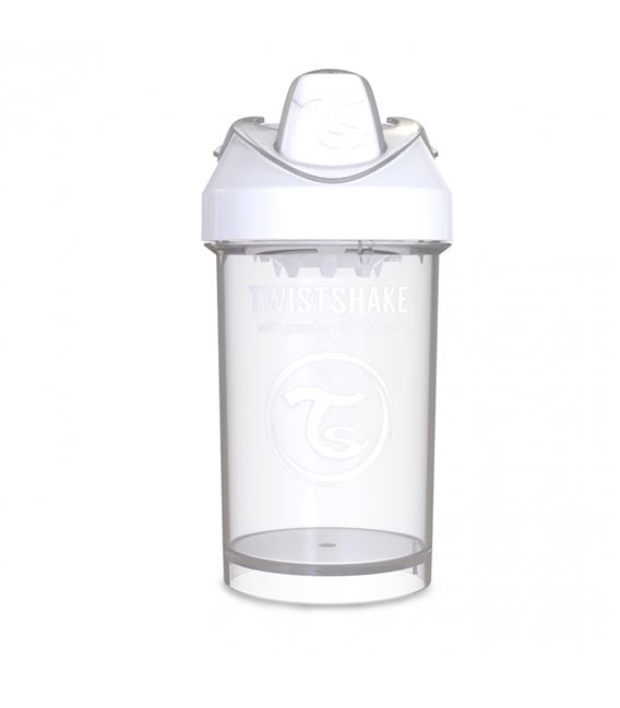 VASO TWISTSHAKE CRAWLER CUP BLANCO 300ML 8+M - TWISTSHAKE-CRAWLER-CUP-BLANCO-2