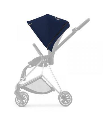 CYBEX MIOS COLOR PACK MIDNIGHT BLUE - COLOR-PACK-DESIGN-BLUE