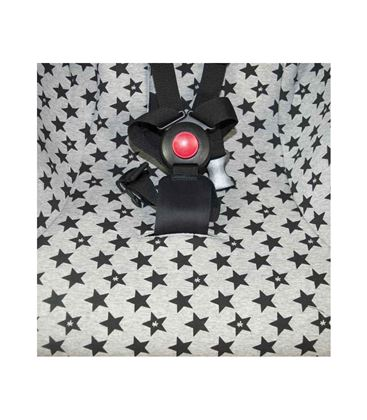 COLCHONETA YOYO FUN BLACK STAR FUNDAS BCN - COLCHONETA-YOYO-FUNBLACKSTAR-3