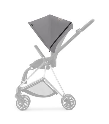 CYBEX MIOS COLOR PACK MANHATTAN GREY - CYBEX-MIOS-COLOR-PACK-MANHATTAN-GREY