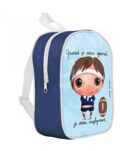 MOCHILA PEQUEÑA RUGBY - MOCHILA-PEQUENA-RUGBY-LABEL-TOUR