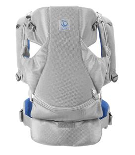 MOCHILA PORTABEBE STOKKE MY CARRIER FRONT AND BACK MARINA FRESH