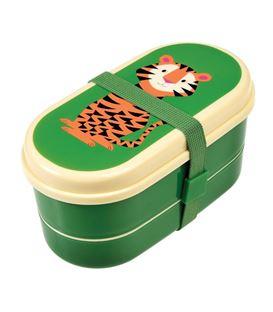 FIAMBRERA BENTO BOX TIGRE