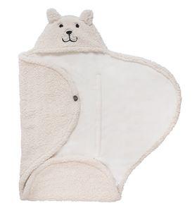 MANTA BEAR OFF-WHITE