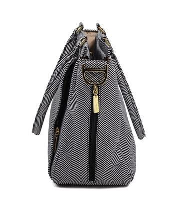 BOLSO PARA CARRO BE CLASSY THE QUEEN OF THE NILE - BOLSO-BECLASSY-THEQUENNOFTHENILE-3