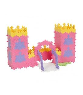 PLUS-PLUS CONSTRUCCION MINI PASTEL CASTLE - BFL-PP-3744-1