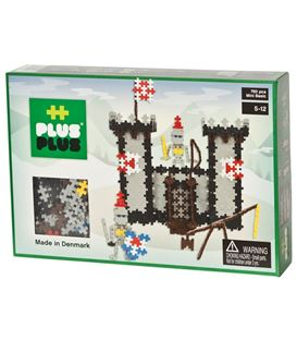 PLUSPLUS CONSTRUCCIONES MINI BASIC CASTILLO 760 - MINI-BASIC-CASTLE