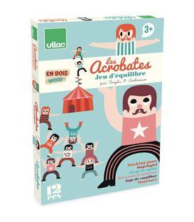 JUEGO ACROBATAS - ACROBATAS-VILAC2