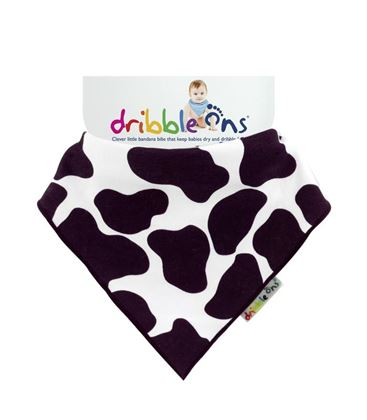 BANDANA DRIBBLE VACA - DESIGNER_COW_DRIBBLE_ONS_X700