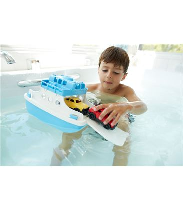 FERRY CON MINICOCHES GREENTOYS - FERRY-BOAT-GREENTOYS2