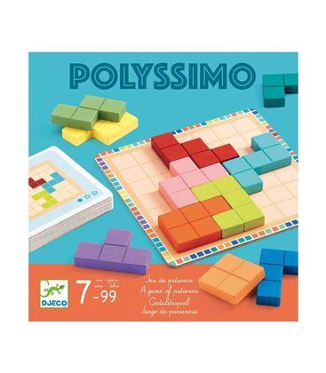 JUEGO POLYSSIMO - POLYSSIMO-JUEGO-DE-PACIENCIA-PARA-1-JUGADOR