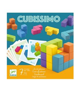 JUEGO CUBISSIMO - CUBISSIMO