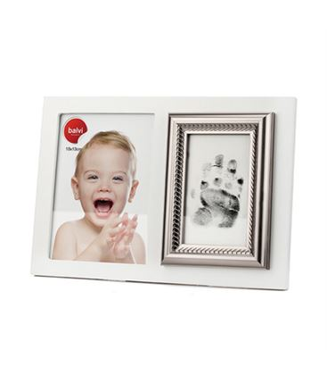 MARCO&KIT IMPRESION BABY PRINT 13X18 MADERA - 25680