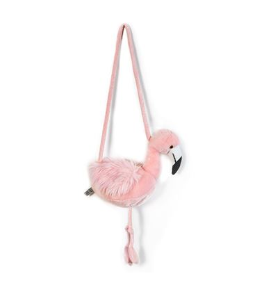 BOLSO FLAMENCO ROSA WILD & SOFT - WILD-AND-SOFT-FLAMINGO-PURSE-BAG