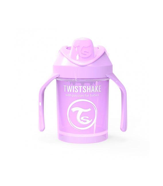 TWISTSHAKE MINI CUP 230ML 4+ PASTEL MORADO - MINICUP-MORADOPASTEL