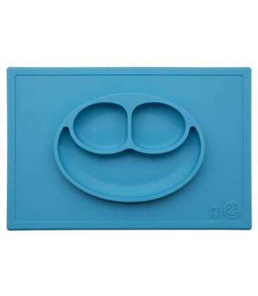HAPPY MAT BLUE - HAPPY_MAT_BLUE