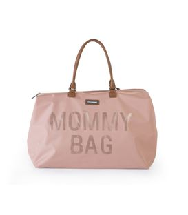 BOLSA MOMMY BAG ROSA