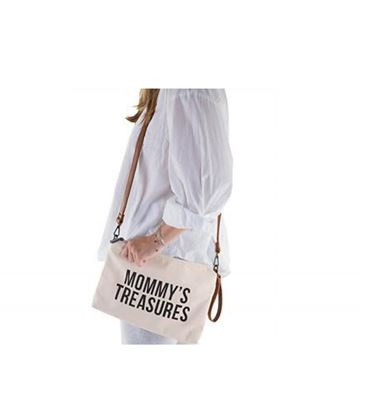 NECESER MOMMY TREASURES NEGRO - BOLSO_NECESER_MOMMY_TREASURES_CHILDHOME