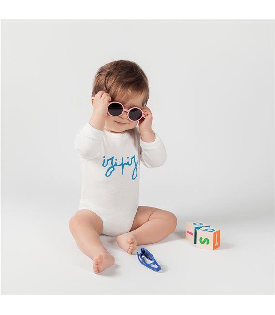 BABY GAFAS DE SOL ROSA PASTEL - IZIPIZI-SUNBABYCOLLECTION_PASTEL PINK.02