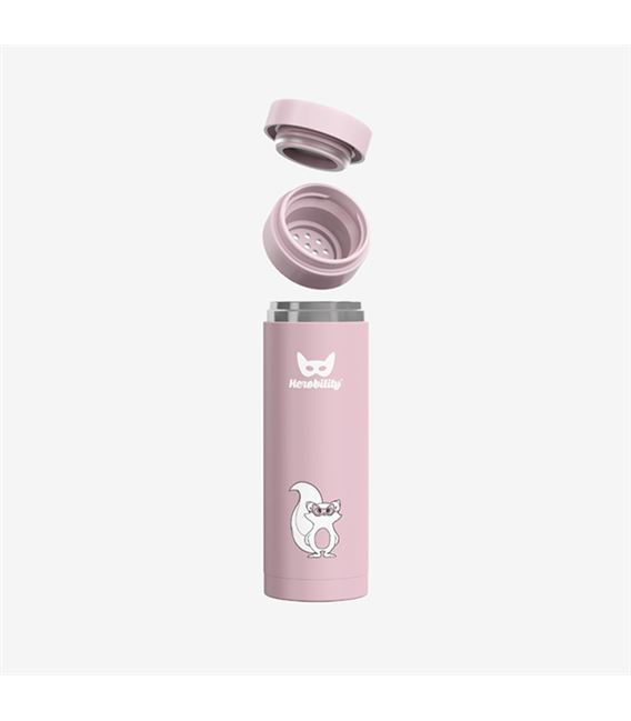 TERMO HEROBILITY ROSA 300ML - THERMO_ROSA_600_HEROBILITY