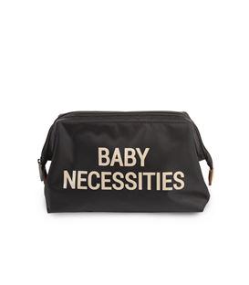 NECESER BABY NECESSITIES NEGRO/DORADO - BABYNEGRODORADO