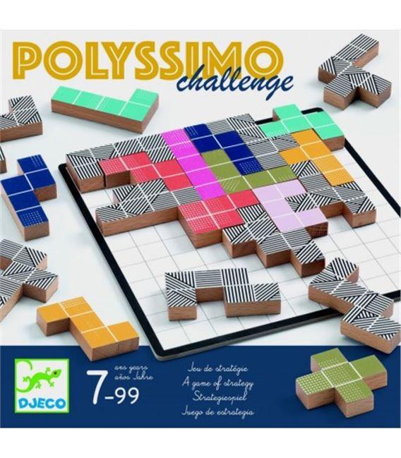 POLYSSIMO CHALLENGE - POLYSSIMO-CHALLENGE