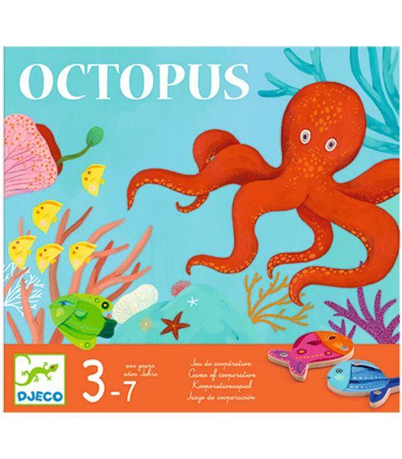 JUEGO OCTOPUS - DJECOOCTOPUS