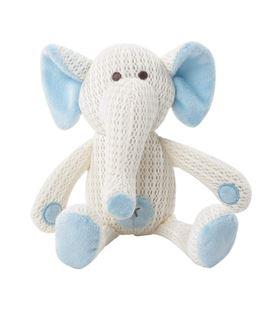 PELUCHE TRANSPIRABLE EDDY THE ELEPHANT - EDDYELEPHANT