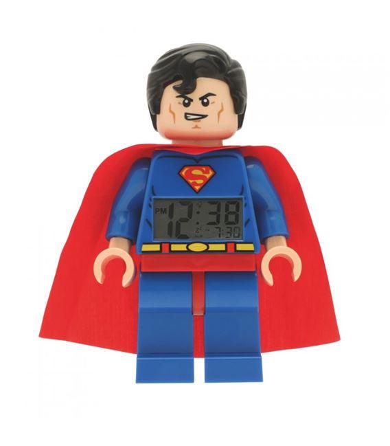 DESPERTADOR LEGO SUPERMAN - 5178-31832