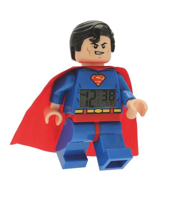 DESPERTADOR LEGO SUPERMAN - SUPER-1