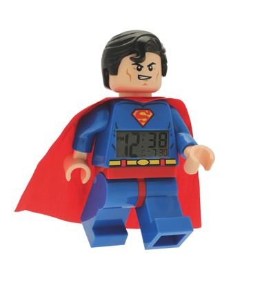 DESPERTADOR LEGO SUPERMAN - SUPER-1