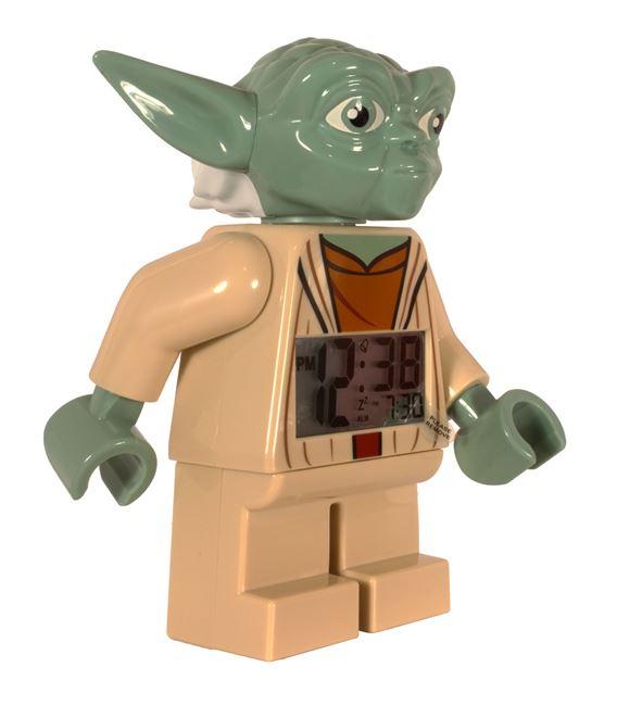 DESPERTADOR LEGO YODA - YODARELOJ