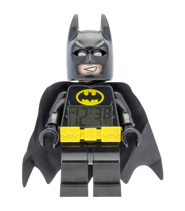 DESPERTADOR LEGO BATMAN - LEGOBATMAN