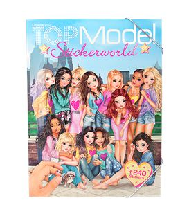 TOPMODEL STICKERWORLD - 10222TOPMODEL