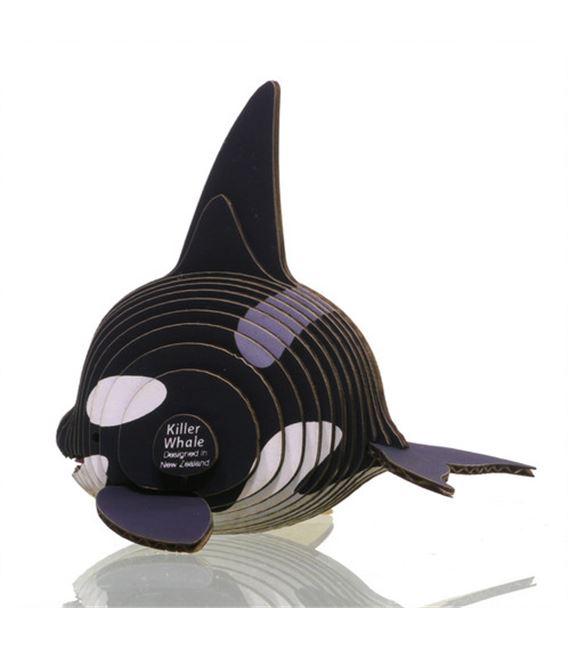 PUZZLE 3D ORCA EUGY DODOLAND - DODOLANDORCA